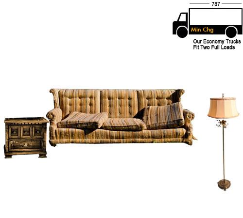 Asheville Junk Hauling - Minimum Truck