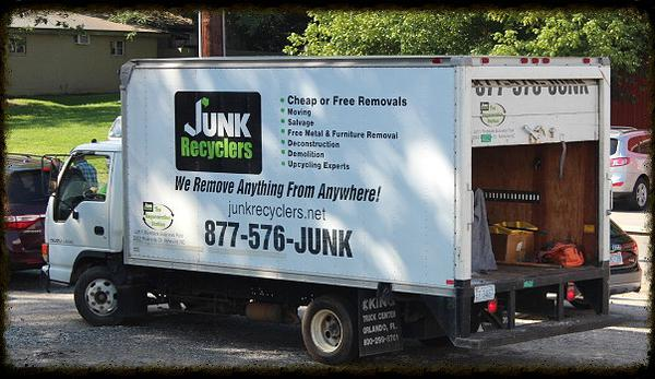 Asheville Junk Recyclers - Junk Removal