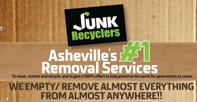 Asheville Junk Pick Up